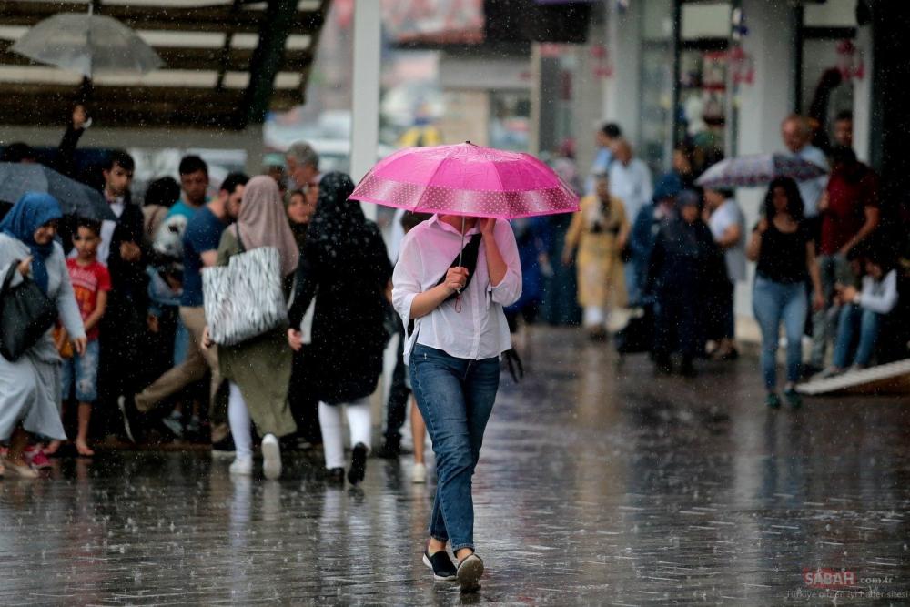 Prof. Dr. Orhan Şen'den yeni hafta ile ilgili kritik uyarı! Aşırı sıcaklık ve sağanak yağışlara dikkat 10