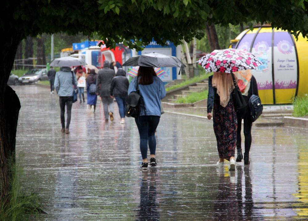 Prof. Dr. Orhan Şen'den yeni hafta ile ilgili kritik uyarı! Aşırı sıcaklık ve sağanak yağışlara dikkat 13