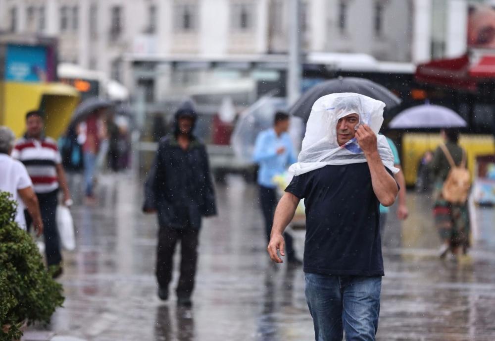 Prof. Dr. Orhan Şen'den yeni hafta ile ilgili kritik uyarı! Aşırı sıcaklık ve sağanak yağışlara dikkat 15
