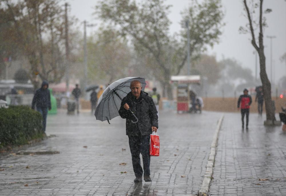 Prof. Dr. Orhan Şen'den yeni hafta ile ilgili kritik uyarı! Aşırı sıcaklık ve sağanak yağışlara dikkat 18