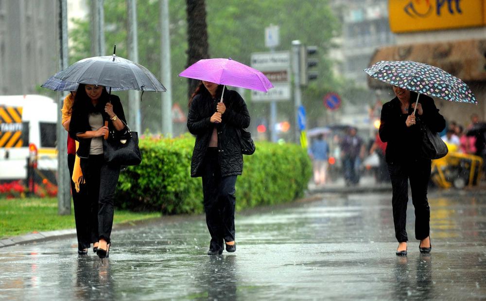 Prof. Dr. Orhan Şen'den yeni hafta ile ilgili kritik uyarı! Aşırı sıcaklık ve sağanak yağışlara dikkat 8