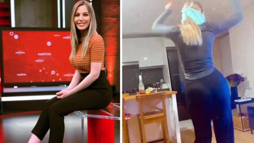 Habertürk'ten kovulan Hande Sarıoğlu'nun olay paylaşımı! Sosyal medya sallandı! 7