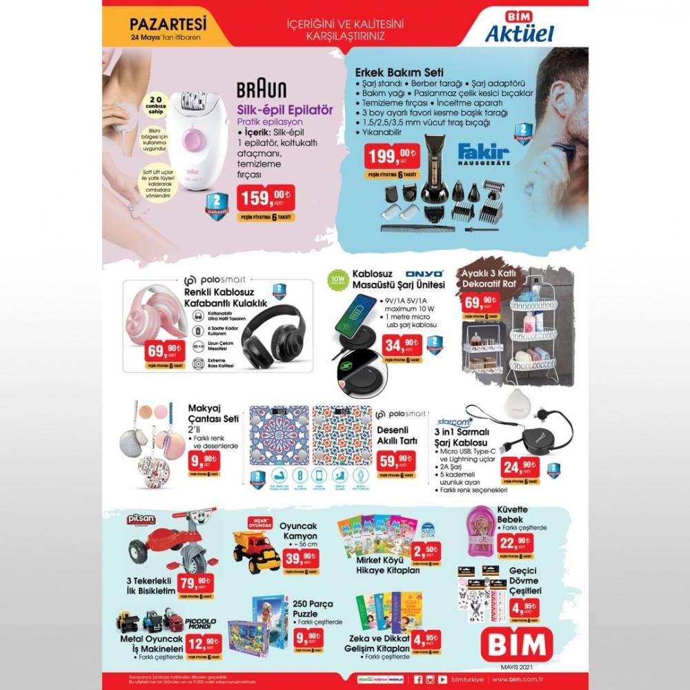 28 Mayıs Bim kataloğu   Bim 28 Mayıs Cuma 2021 kataloğu tüm ürünler ve fiyatları 6