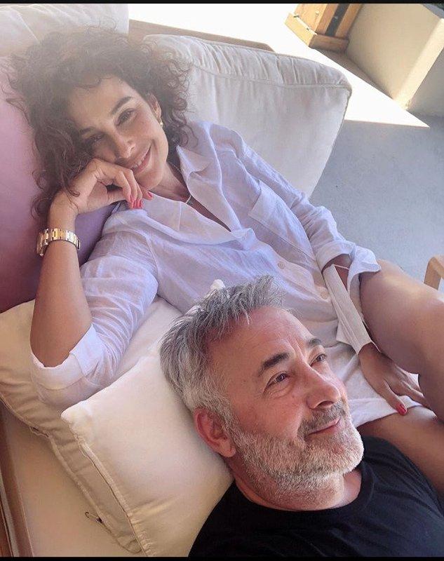 Mehmet Aslantuğ ve Arzum Onan çiftinden müjde: Birlikte rol alacaklar! 5