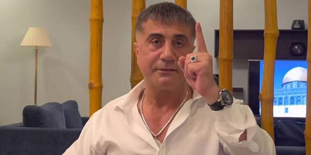 Dikkat çeken paylaşım! Sedat Peker, Defne Samyeli'den özür diledi 1