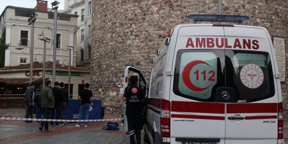 Genç kadın intihar mı etti? Galata Kulesi'nde şüpheli ölüm 2