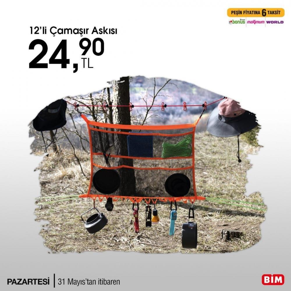 Bim 31 Mayıs 2021 kataloğu | 31 Mayıs Pazartesi Bim kamp malzemeleri 51