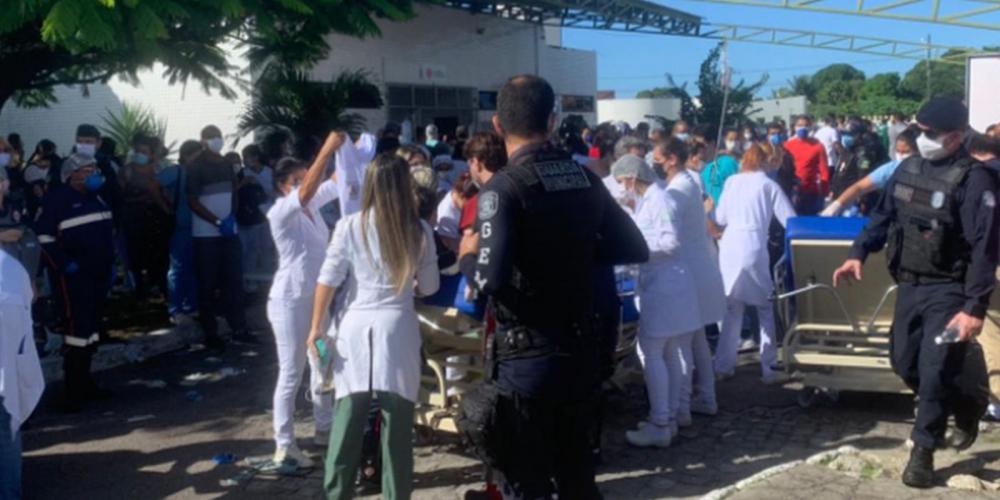 Ülke şokta! Hastanede yangın: 4 kişi yaşamını yitirdi 5