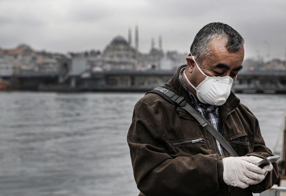 Prof. Dr. Mustafa Necmi İlhan açıkladı: ''Açık alanlarda maskelere veda edebiliriz!'' 13
