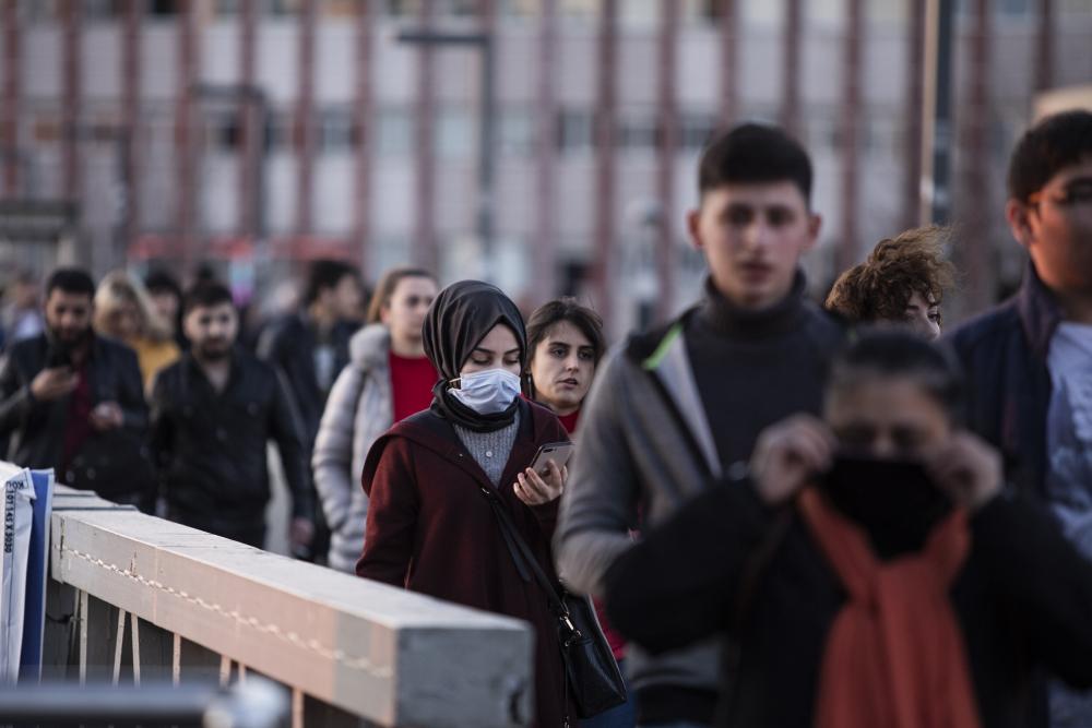 Prof. Dr. Mustafa Necmi İlhan açıkladı: ''Açık alanlarda maskelere veda edebiliriz!'' 3