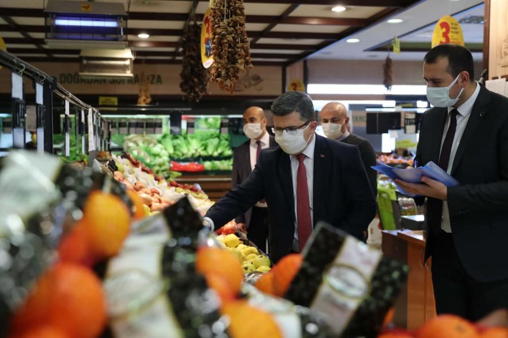 Cumhurbaşkanı Erdoğan talimat verdi: Küçük esnafı korumak için hükümetten yeni hamle! Zincir marketlerde 200 metre detayı! 9
