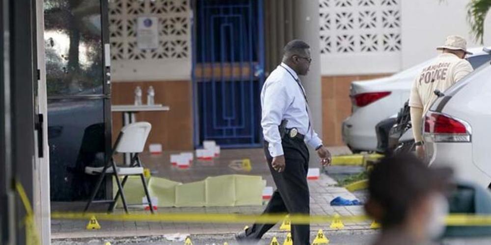 Silahlı saldırı! ABD'deki doğum günü partisi kabusa döndü 11
