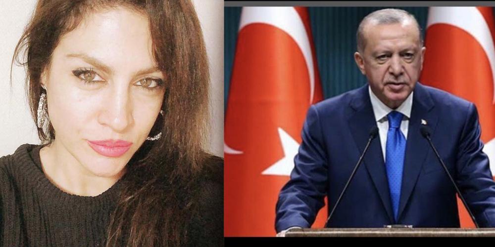 Tuğba Ekinci meslektaşları adına Cumhurbaşkanı Erdoğan'dan özür diledi! 1