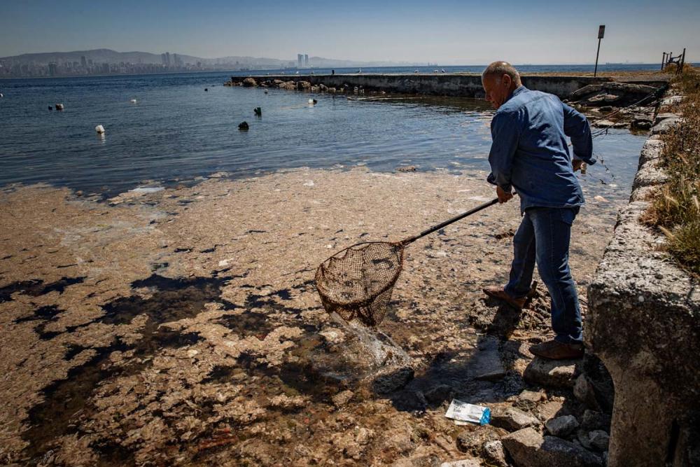 İBB Başkanı Ekrem İmamoğlu 'ihtiyaç yok' diyerek reddetmişti: Deniz salyasının Marmara'yı esir almasının sebebi... 22