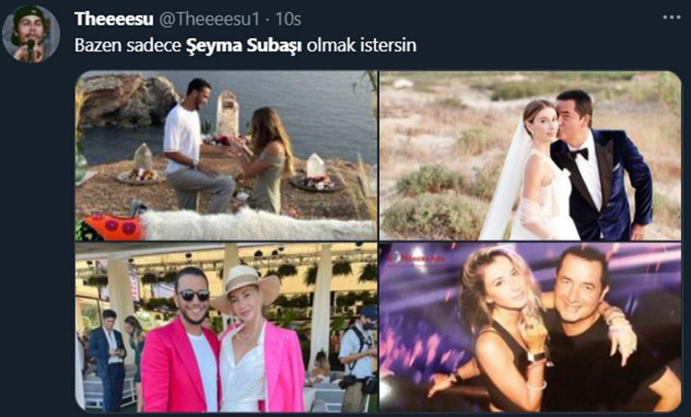 Şeyma Subaşı muradına eriyor! Evlilik teklifi aldı, sosyal medya yıkıldı! 12