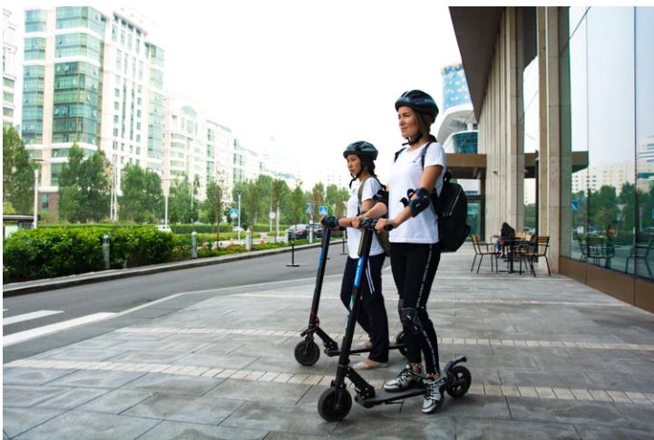 Elektrikli scooter düzenlemesi UKOME'de oy birliğiyle kabul edildi: 15 yaşını doldurmayanlar kullanamayacak! 18