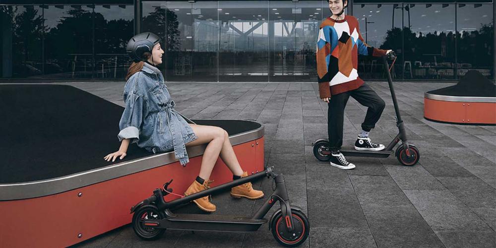Elektrikli scooter düzenlemesi UKOME'de oy birliğiyle kabul edildi: 15 yaşını doldurmayanlar kullanamayacak! 7