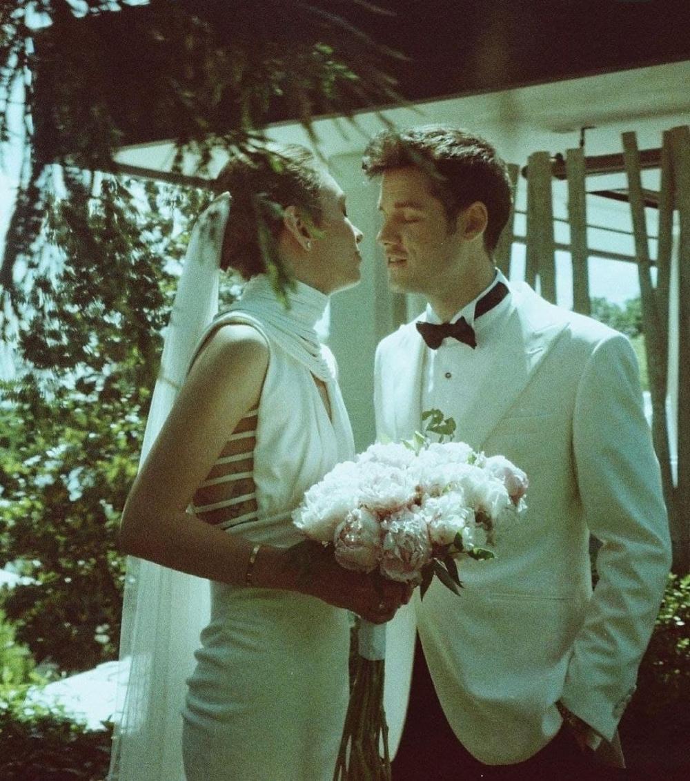 YouTuber Orkun Işıtmak, Merve Yorgancılar ile evlendi! İşte çiftin evlilik töreninden fotoğraflar... 4