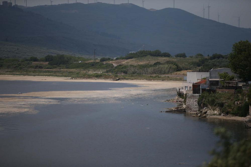 Marmara'da durum kötüleşiyor!  Müsilaj (deniz salyası) , Balıkesir Erdek'i esir aldı! 14