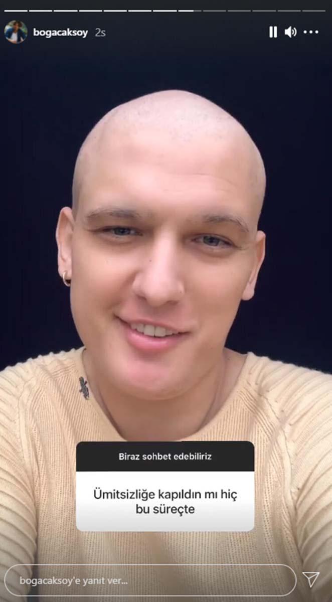 Lenfoma kanserine yakalanan Boğaç Aksoy: Hastalığı hiç araştırmadım! 6
