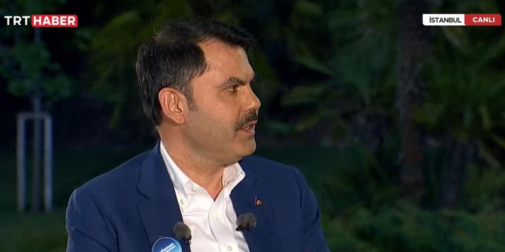Marmara Denizi nasıl kurtarılacak? Bakan Kurum açıkladı! 2