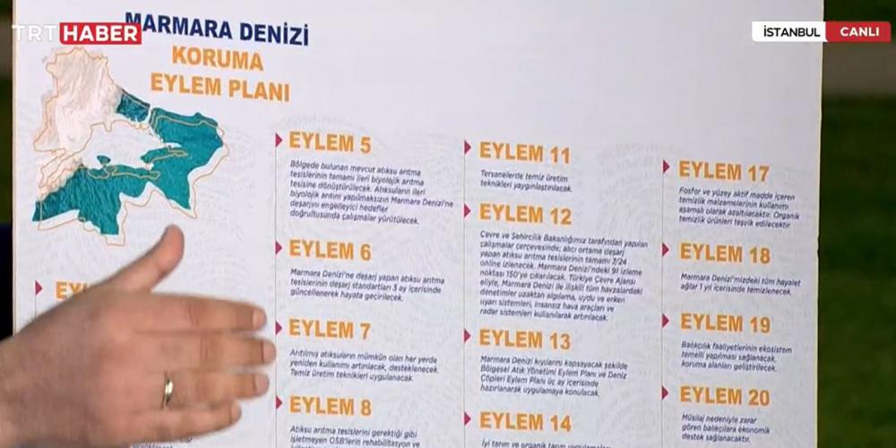 Marmara Denizi nasıl kurtarılacak? Bakan Kurum açıkladı! 8