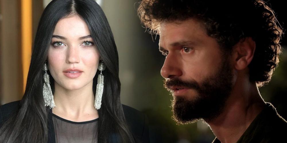 Set aşkı gerçek oldu: Pınar Deniz ve Yiğit Kirazcı aşk yaşıyor! Dudak dudağa görüntülendiler 1