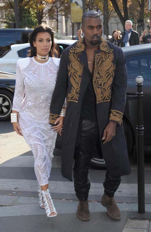 Kim Kardashian'dan daha boşanmayan Kanye West, Irina Shayk ile yakalandı! 11