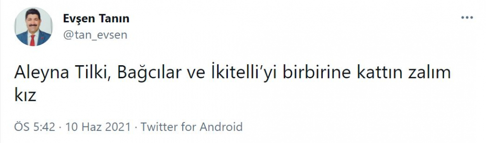 'Sevgilim biraz keko olabilir' demişti! Aleyna Tilki sosyal medyada alay konusu oldu 11