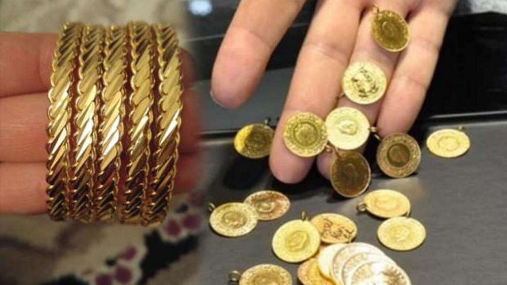 Altın fiyatlarında düşüş haftanın son gününde de sürüyor! İşte 11 Haziran 2021 Cuma altın fiyatları 4