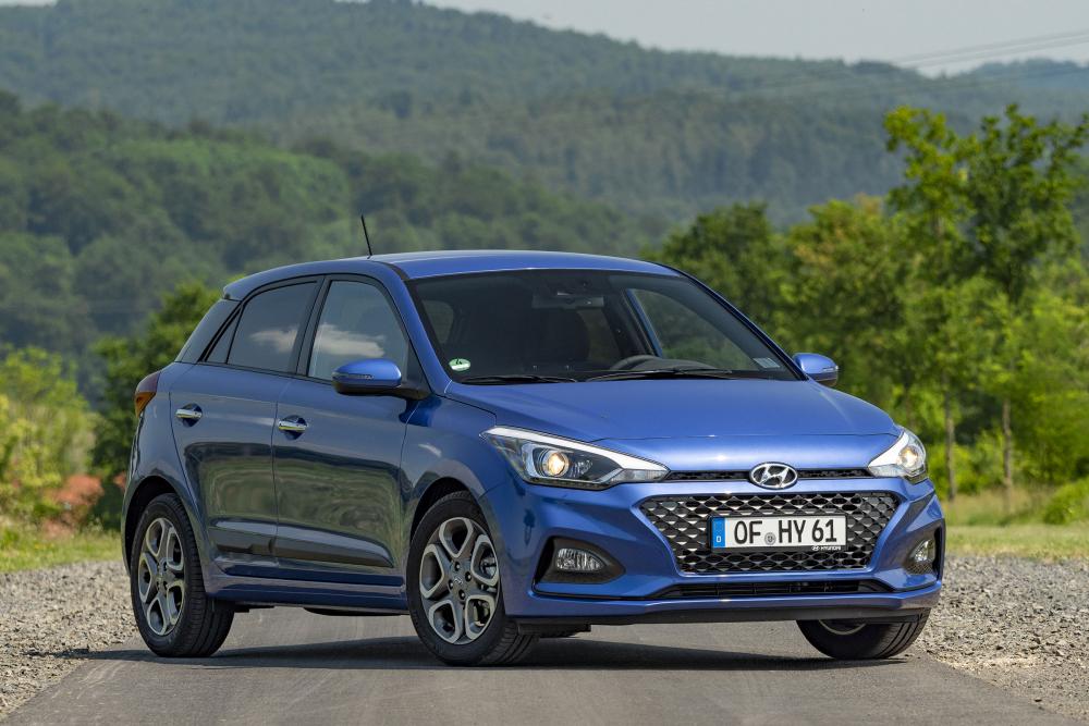 Araç almayı düşünenlere müjde: Hyundai araçlarda büyük indirim! İşte Hyundai i20 2021 fiyat listesi! 1