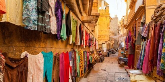 Dünyanın dörtbir yanından turist çeken renkli sokaklar: Türkiye'de var!