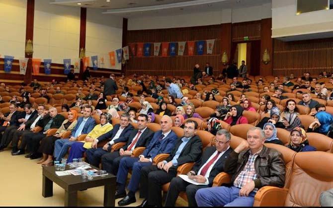 AK Parti Pendik'in 74. Danışma Meclisi Fotoğrafları 12