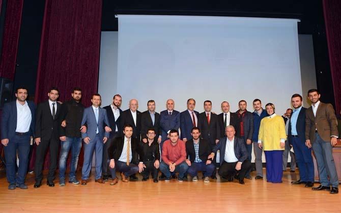 AK Parti Pendik'in 74. Danışma Meclisi Fotoğrafları 13