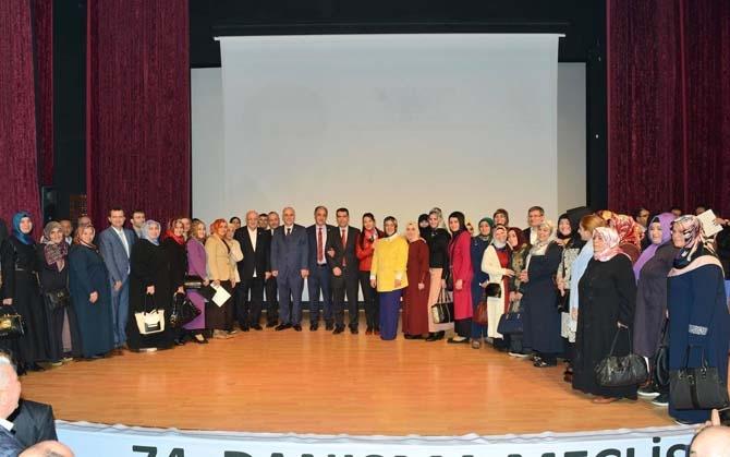 AK Parti Pendik'in 74. Danışma Meclisi Fotoğrafları 15