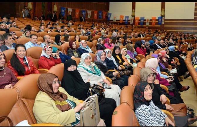 AK Parti Pendik'in 74. Danışma Meclisi Fotoğrafları 7