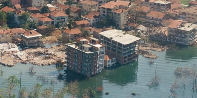 Marmara depreminin 19. yılı
