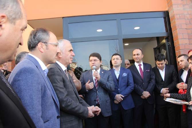 Tunç & Şahin Hukuk Bürosu Açıldı 20