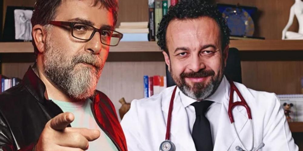 Ahmet Hakan'dan aşı karşıtı doktora sert çıkış: Sorumsuz yalancıya mutlaka dur denmeli! 1