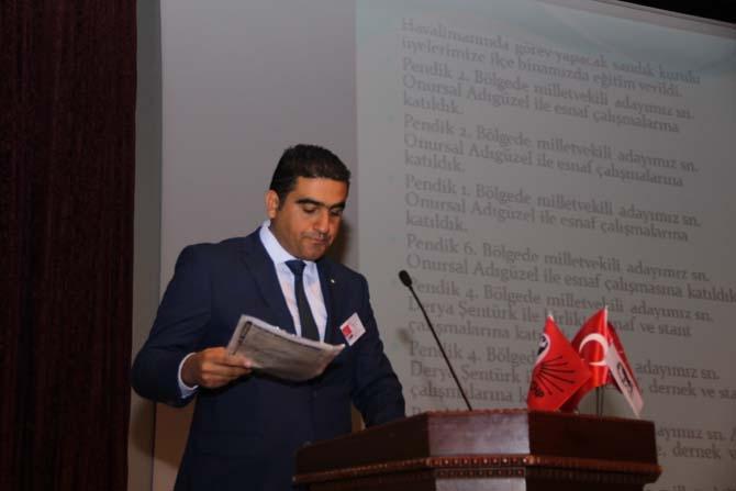 6 Aralık Pendik CHP Kongresi'nin Foto Galerisi 5