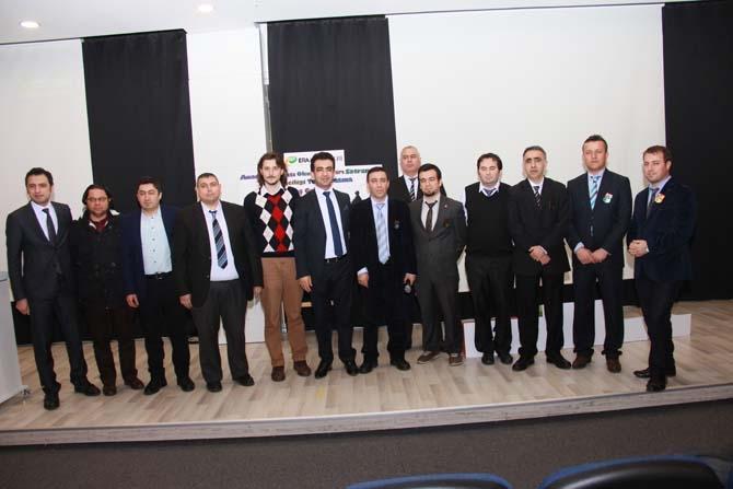 Era Kolejleri Santranç Turnuvası Ödül Töreni 13