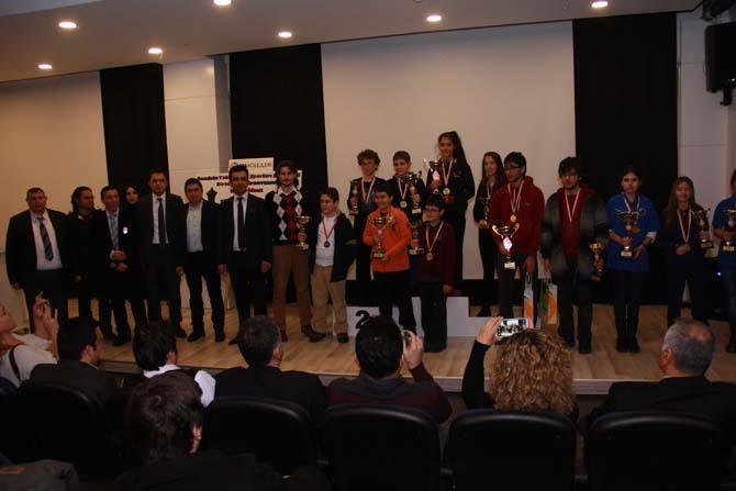 Era Kolejleri Santranç Turnuvası Ödül Töreni 14