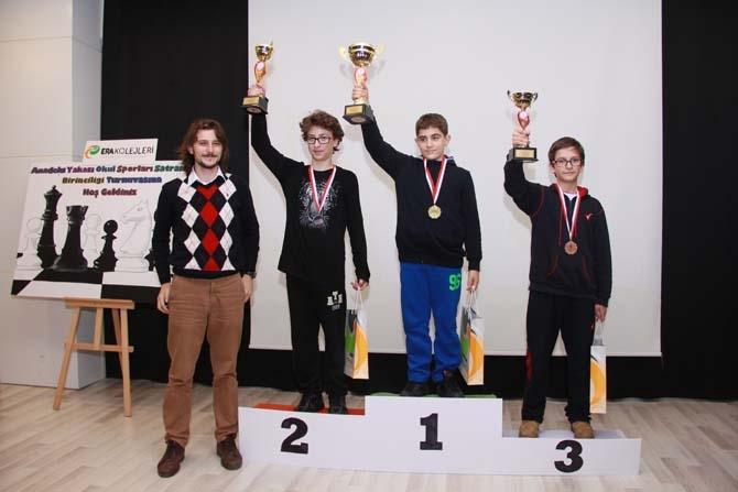 Era Kolejleri Santranç Turnuvası Ödül Töreni 7