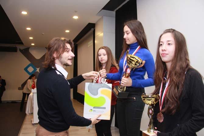 Era Kolejleri Santranç Turnuvası Ödül Töreni 8