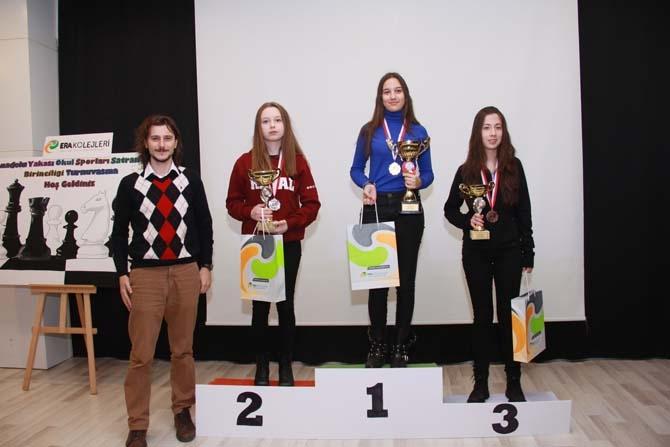 Era Kolejleri Santranç Turnuvası Ödül Töreni 9