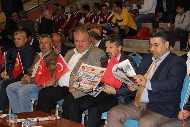 Salon Turnuvasında Erzurumlular, Tokatlıları 5-2 Yendi 2