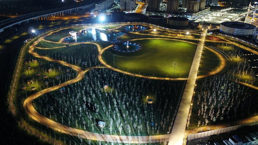 İstanbul'a yeni açılan Millet Bahçeleri fotoğrafları 1