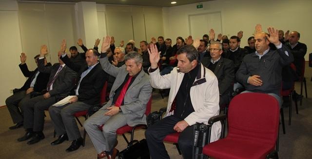Pendik Amatör Spor kulüpleri Birliği Olağan Kongresi 1