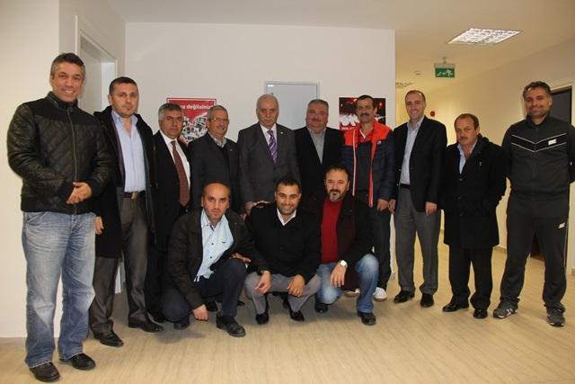 Pendik Amatör Spor kulüpleri Birliği Olağan Kongresi 5
