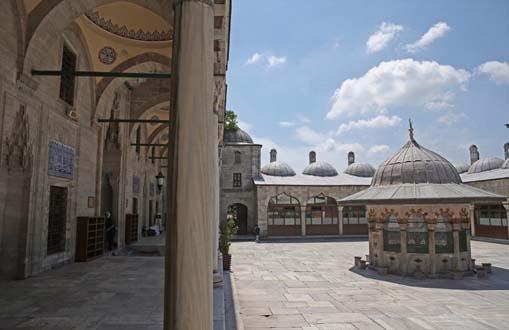 Cennetin Dört Parçasını Taşıyan Camii 6
